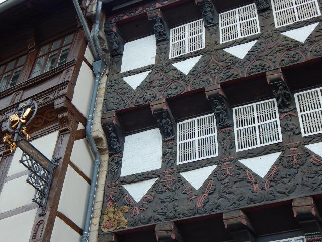 Huneborstelsches Haus in Braunschweig Sehenswürdigkeiten