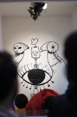 cabezas dibujo