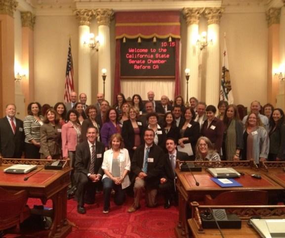 Reform CA Sacramento Lobby Day