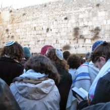 Why I'm Going to Israel for Women of the Wall