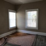 home staging rooms with hardwood floors