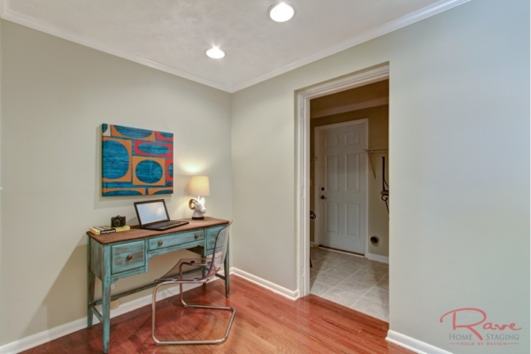 Jacksonville home staging by Rave (15) WEB