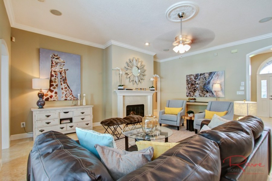 lifestyle home staging in jacksonville