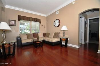 before and after jacksonville home staging photos