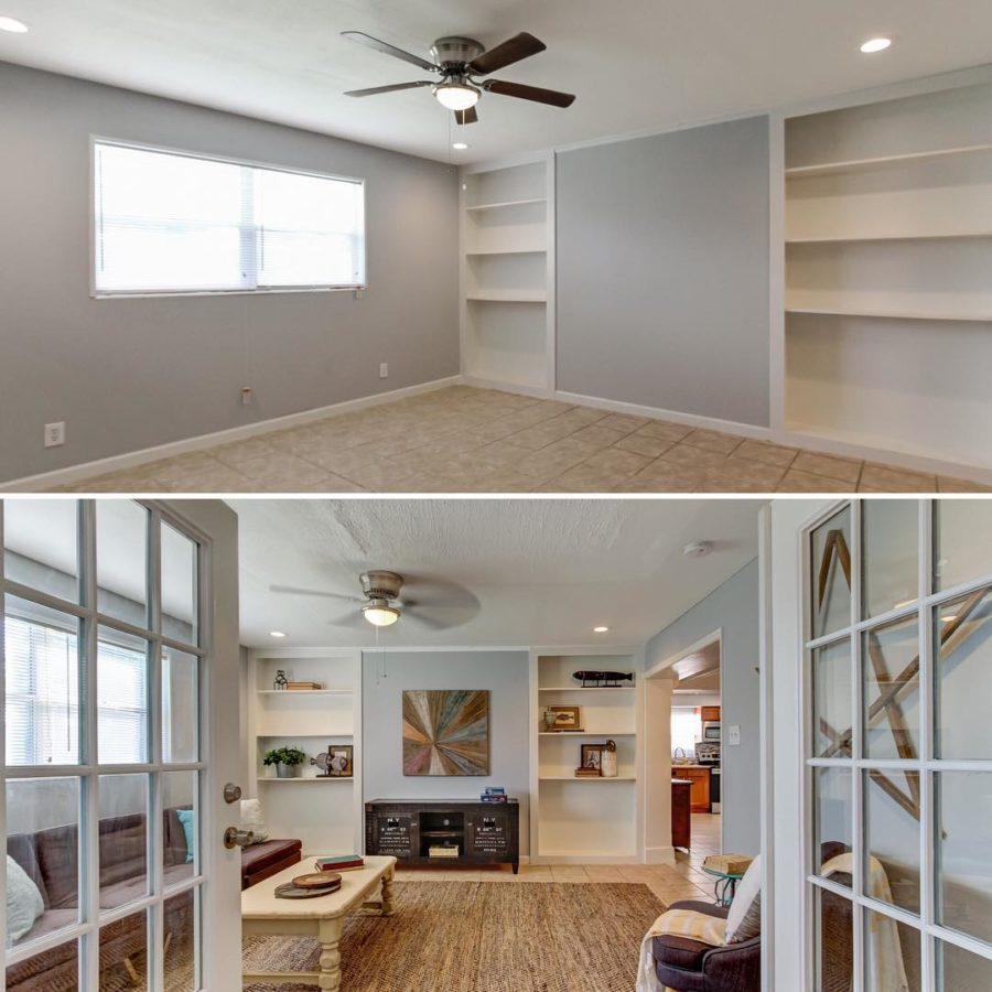 how long does home staging take