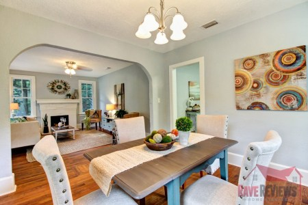 home staging with real estate investors