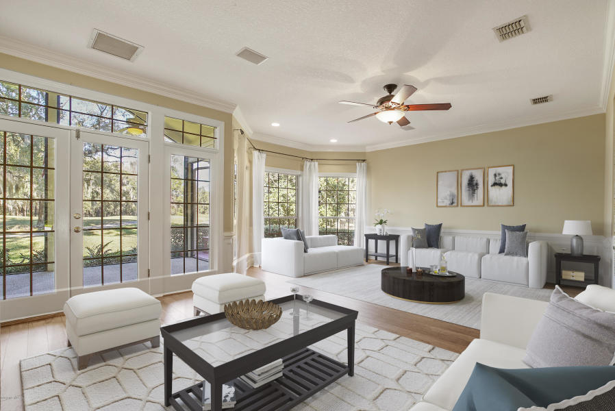 does virtual staging represent the house