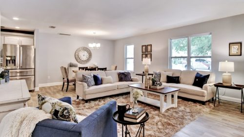 Rave Home Staging is the largest home staging company in Jacksonville, FL