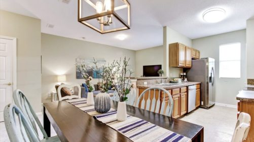 Full home staging with Rave Home Staging