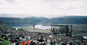 Bass Canyon: The Gorge Washington State