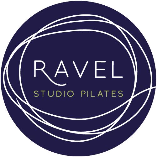 Ravel Studio Pilates Logo