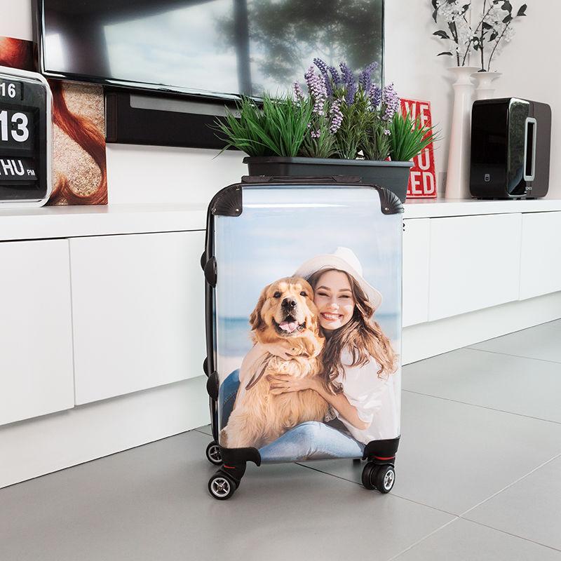 Claymore Koffer Trolley Motiv Paris Gunstig Online Kaufen