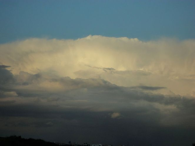 Nubes en el aljarafe - 17