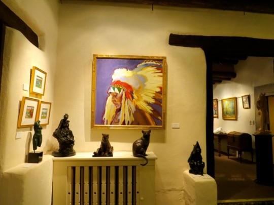 Nedra Matteucci Gallery
