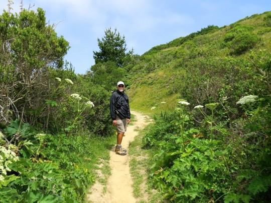 Lush Estero Trail
