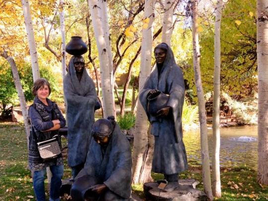 Nedra Matteucci Sculpture Garden