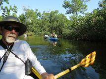 Kayaking at the refuge