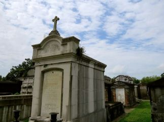 Elaborate tombs from the 1800s