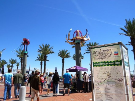 Audubon Plaza On The Waterfront