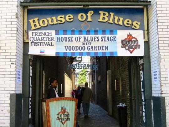 House Of Blues Venue