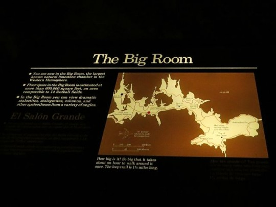 The Trail Around The Big Room