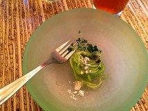 Pickled Cattail Appetizer