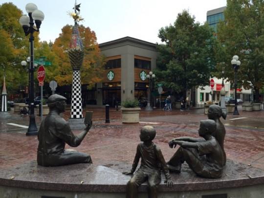 Counterculture Immortalized: Ken Kesey Sculpture