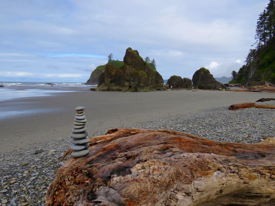 Ruby Beach, Olympic National Park, Washington