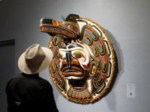 A wonderful display of Native Northwest Art