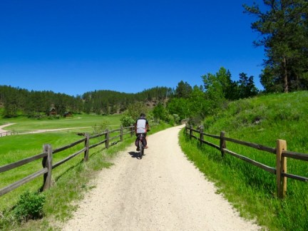 The Mickelson Bike Trail