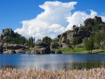 Beautiful Sylvan Lake
