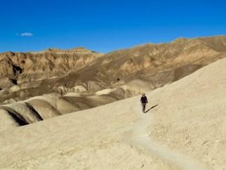 Desolate but beautiful hiking