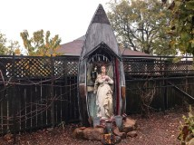 Shrine in Point Reyes Station