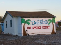 Delight's Hot Springs Resort