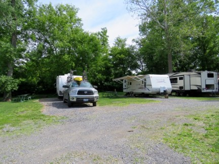 Myers Park Campground