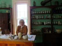 An authentic apothecary