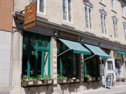 Chez Rioux & Pettigrew