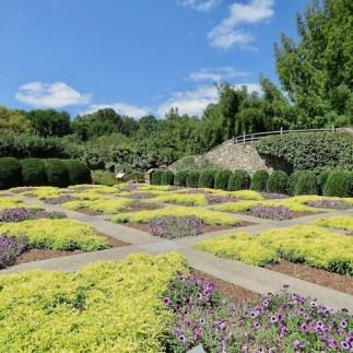 Quilt Garden, summer version