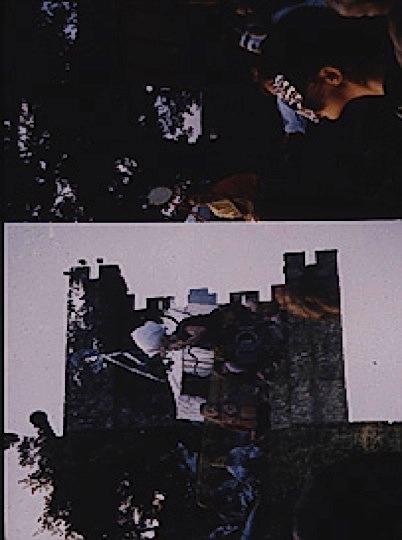 Double Exposure Castles