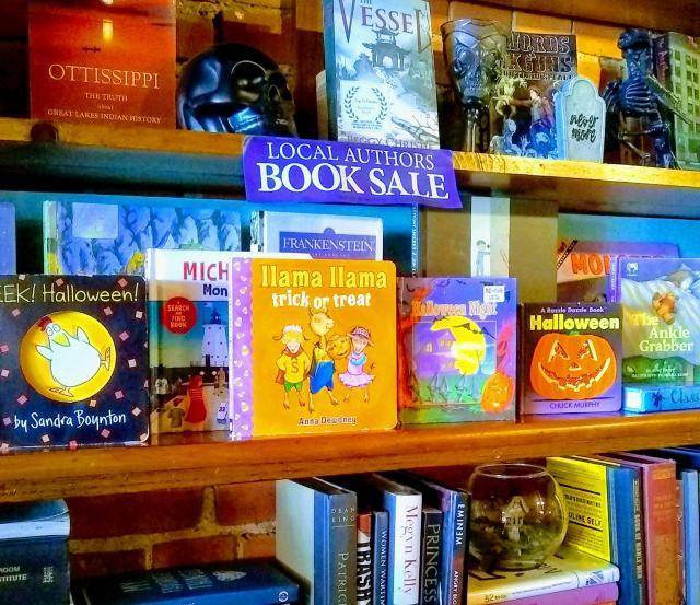Haloween Books