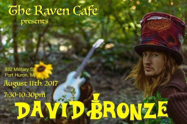 Bronze Raven