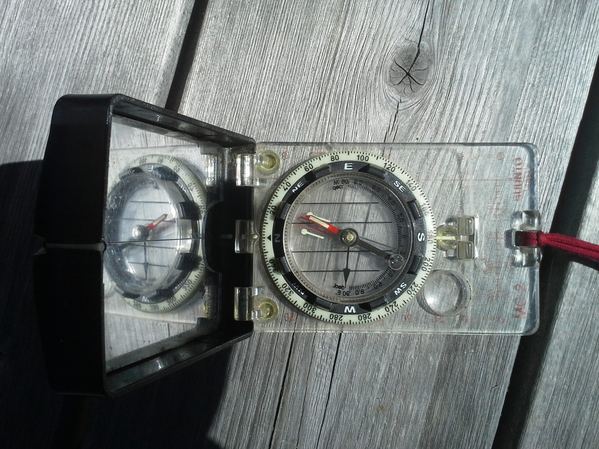 Safety in Bear Country: A Compass for Navigation