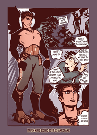 RAVEN KING Chapter 2 page 10
