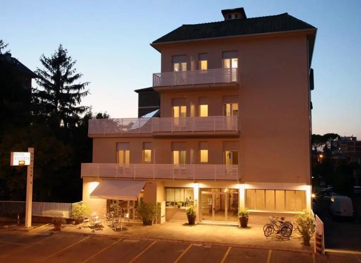 Hotel Astoria, Ravenna italy hotels