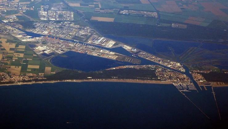 Ravenna italy Port, Ravenna port