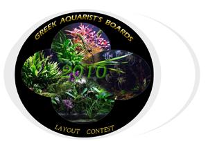 1st Greek Aquarist's Board -Layout Contest (1/6)