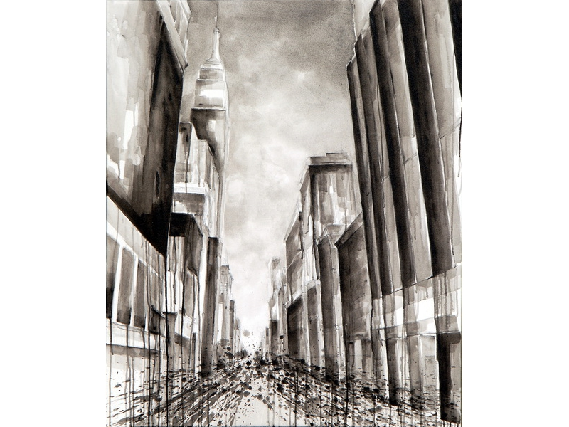 Christine Kostelezky: New York Rush 1