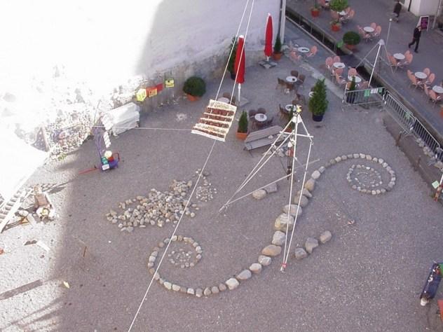 Mirko Siakkou-Flodin: Tacheles Kunstaktion RV