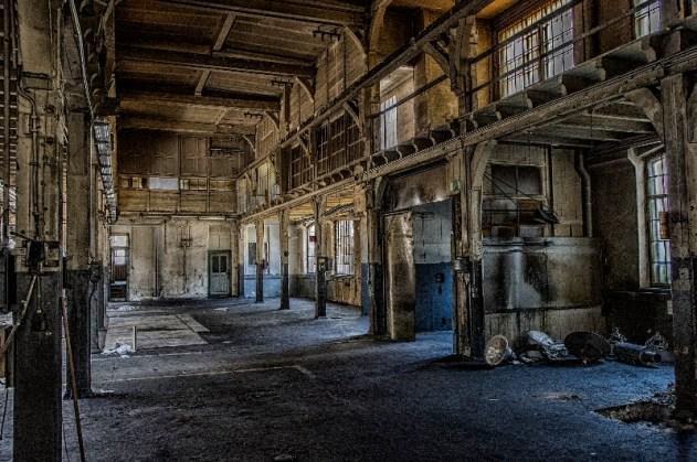 Lost Place 2. Foto: Hans Spirek