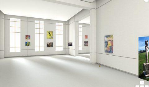 Virtuelle Galerie auf Zeit: Ravensburg-Weingartener Kunstverein